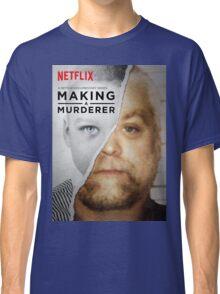 Making a Murderer Steven Avery Movie Classic T-Shirt