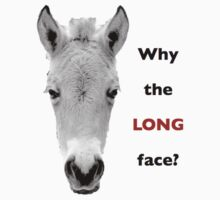 Why The Long Face? by Kip Stewart