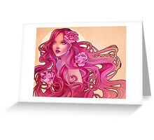 'Bubble Pop Electric' Greeting Card