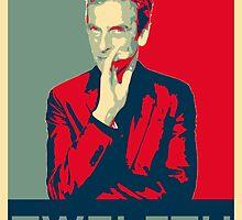 Twelfth doctor - Fairey's style by matildedeschain