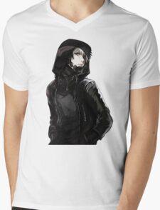 kenaki cool Mens V-Neck T-Shirt
