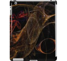 Amber Abstract iPad Case/Skin