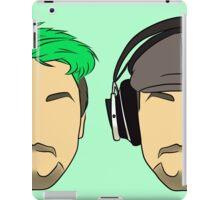 Jacksepticeye duo iPad Case/Skin