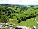 View From The Top Of Malham Cove #2 by Graham Geldard