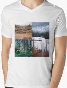 The Seasons - Half of Primoria. Mens V-Neck T-Shirt