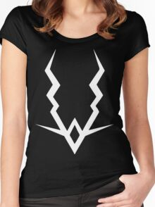 Blackagar Women's Fitted Scoop T-Shirt