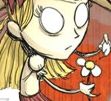 Dont Starve: Wendy, The Bereaved Sticker