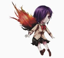 touka tokyo ghoul by viceroy13