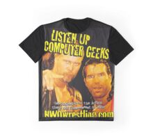 Geeks Graphic T-Shirt