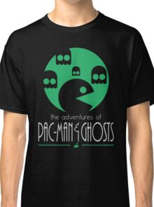 The adventures of Pac-Man and Ghosts Classic T-Shirt