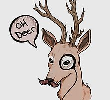 Oh Deer by Hannah Golden