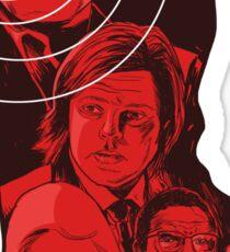 Daredevil Montage Sticker