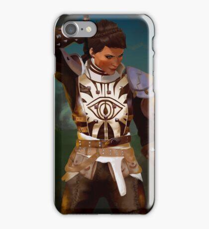 Cassandra Pentaghast - Dragon Age (Version 1) iPhone Case/Skin