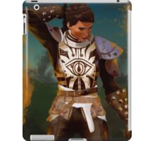Cassandra Pentaghast - Dragon Age (Version 1) iPad Case/Skin