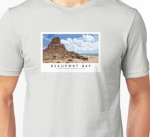 Beauport Bay (Railway Poster) Unisex T-Shirt