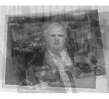 Rob Ford Portrait Photographic Print