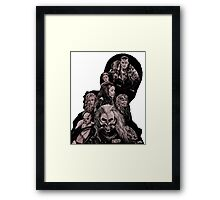 Mad Max Fury Road Framed Print