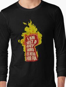 Hero for fun Long Sleeve T-Shirt
