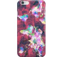 world map watercolor 8 iPhone Case/Skin