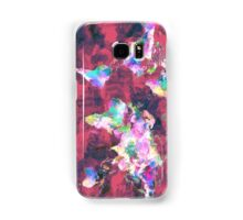 world map watercolor 8 Samsung Galaxy Case/Skin