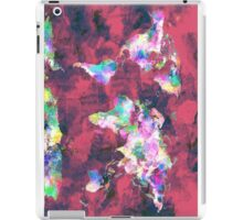 world map watercolor 8 iPad Case/Skin