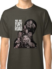 Mad Max Fury Road with Logo Classic T-Shirt