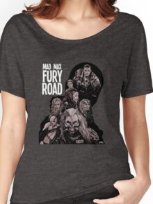 Mad Max Fury Road with Logo Women's Relaxed Fit T-Shirt
