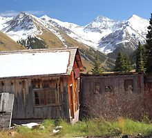 Animas Forks by Eric Glaser