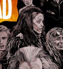 Mad Max Fury Road Fiery Edition Sticker