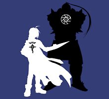 Edward and Alphonse Elric FullMetal Alchemist Classic T-Shirt