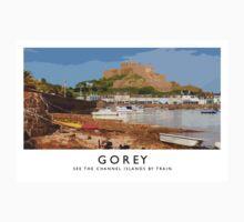 Gorey (Railway Poster) Baby Tee