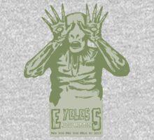 Eyeless One Piece - Long Sleeve