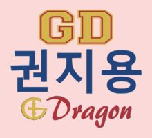 ♥♫Big Bang G-Dragon Cool K-Pop GD Clothes & Stickers♪♥ One Piece - Long Sleeve