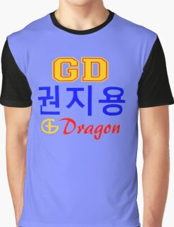 ♥♫Big Bang G-Dragon Cool K-Pop GD Clothes & Stickers♪♥ Graphic T-Shirt