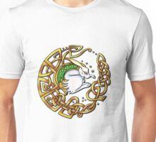 Celtic Hare Unisex T-Shirt