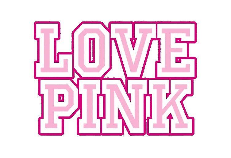 love pink logo wwwimgkidcom the image kid has it