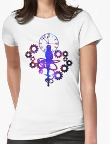 Steins;Gate - Makise Kurisu Womens Fitted T-Shirt
