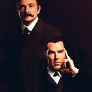 Mr Holmes and Dr Watson by nero749