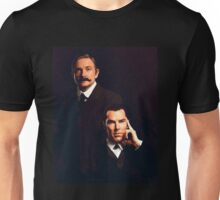 Mr Holmes and Dr Watson Unisex T-Shirt