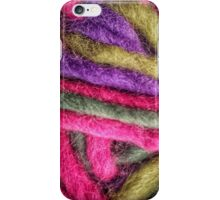 Knit Texture 02 iPhone Case/Skin
