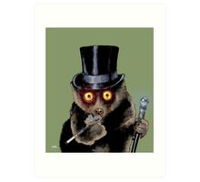 Dandy Loris Art Print