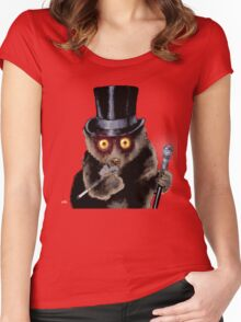 Dandy Loris Women's Fitted Scoop T-Shirt