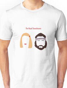 The Royal Tenenbaums, Margot, & Richie Unisex T-Shirt