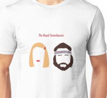 The Royal Tenenbaums, Margot, & Richie Unisex T-Shirt