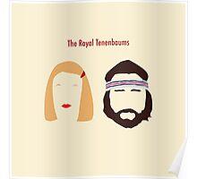 The Royal Tenenbaums, Margot, & Richie Poster