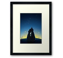 New beginnings 2016 Framed Print