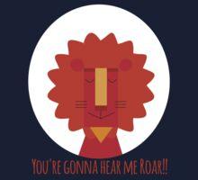 Roar!!  Kids Tee