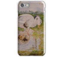 GOOSEY GOOSEY GANDER iPhone Case/Skin