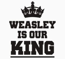 Weasley is our king 2 (Harry Potter) by MisterNightmare