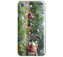 pikmin chase i.phone case iPhone Case/Skin